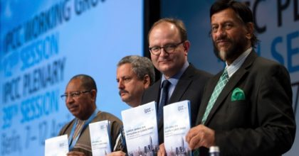 IPCC Working Group I