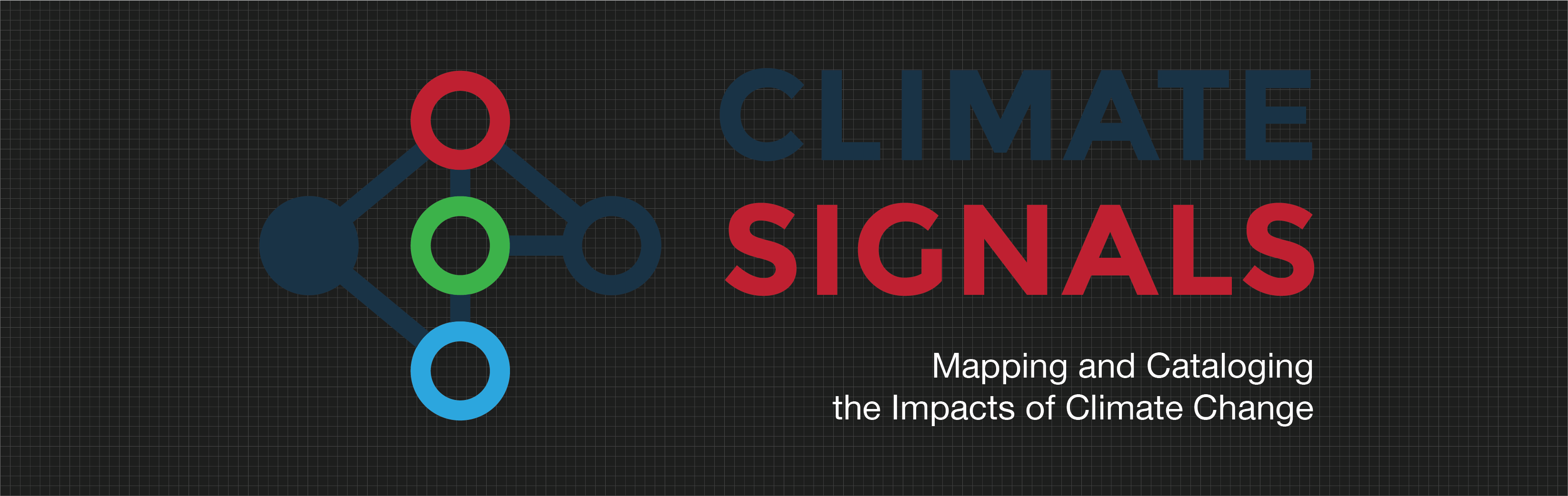Climate Signals