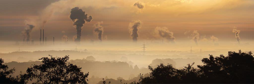 How Air Quality & Pollution Impact Public Health