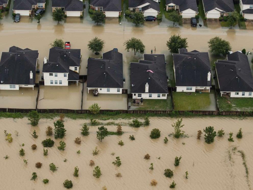 Harvey Flood Insurance