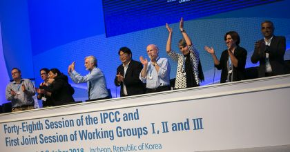 Historic IPCC Report
