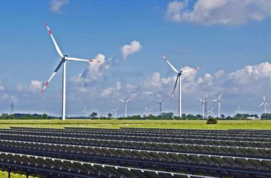 2035 report wind and solar energy
